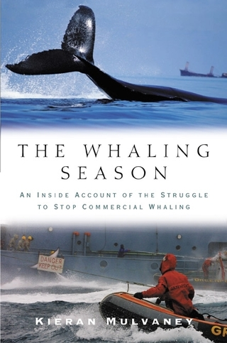 Kieran Mulvaney - The Whaling Season: An Inside Account of the
